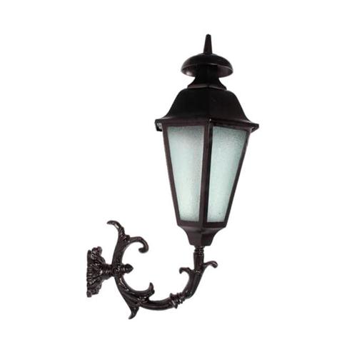 Luminária Colonial Decorativa Para Parede com Braço Italiana  - RJE ILUMINAÇÃO