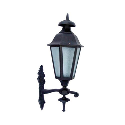 Luminária Colonial Decorativa Para Parede com Braço Londres  - RJE ILUMINAÇÃO