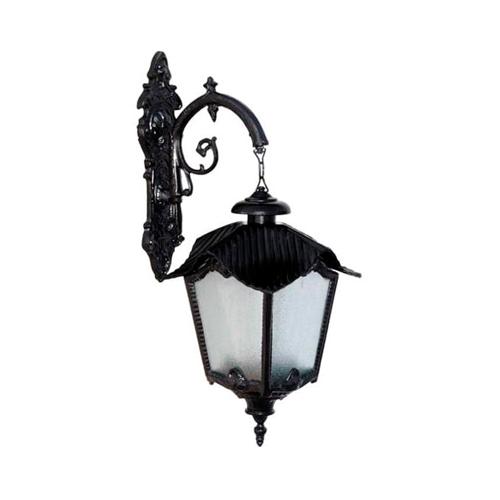 Luminária Colonial Decorativa Para Parede com Braço Portugal  - RJE ILUMINAÇÃO