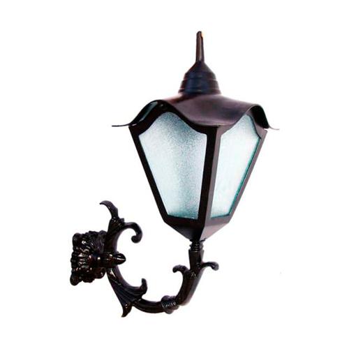 Luminária Colonial Decorativa Para Parede com Braço Romana  - RJE ILUMINAÇÃO