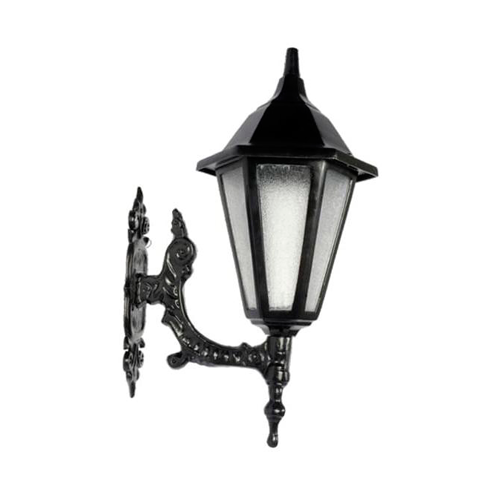 Luminária Colonial Decorativa Para Parede com Braço Verona  - RJE ILUMINAÇÃO