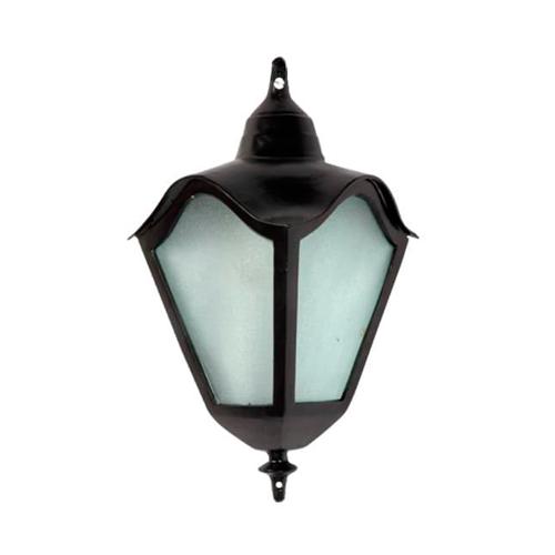 Luminária Colonial Decorativa Para Parede Meia Cara Romana  - RJE ILUMINAÇÃO