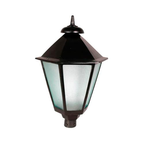Luminária Colonial Decorativa Para Poste Italiana Grande  - RJE ILUMINAÇÃO