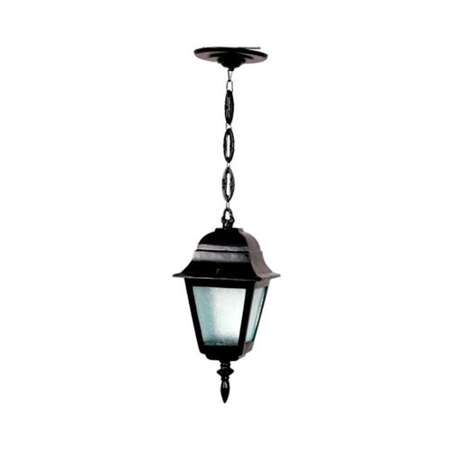 Luminária Colonial Decorativa Para Teto com Corrente Canadá  - RJE ILUMINAÇÃO
