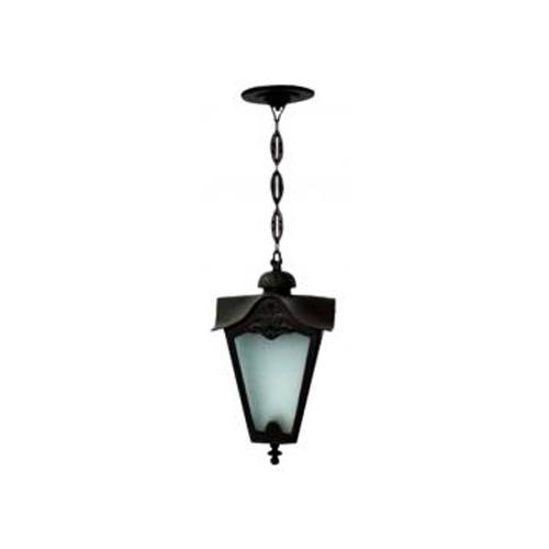 Luminária Colonial Decorativa Para Teto com Corrente Genebra  - RJE ILUMINAÇÃO