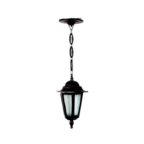 Luminária Colonial Decorativa Para Teto com Corrente Holandesa  - RJE ILUMINAÇÃO