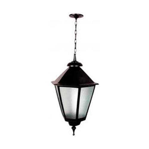 Luminária Colonial Decorativa Para Teto com Corrente Italiana Grande  - RJE ILUMINAÇÃO