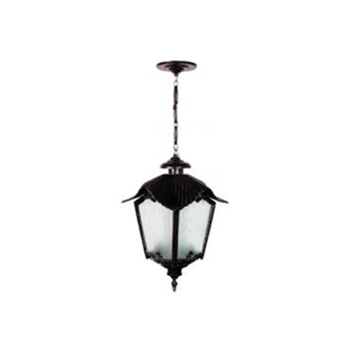 Luminária Colonial Decorativa Para Teto com Corrente Portugal  - RJE ILUMINAÇÃO