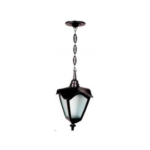 Luminária Colonial Decorativa Para Teto com Corrente Romana Menor  - RJE ILUMINAÇÃO