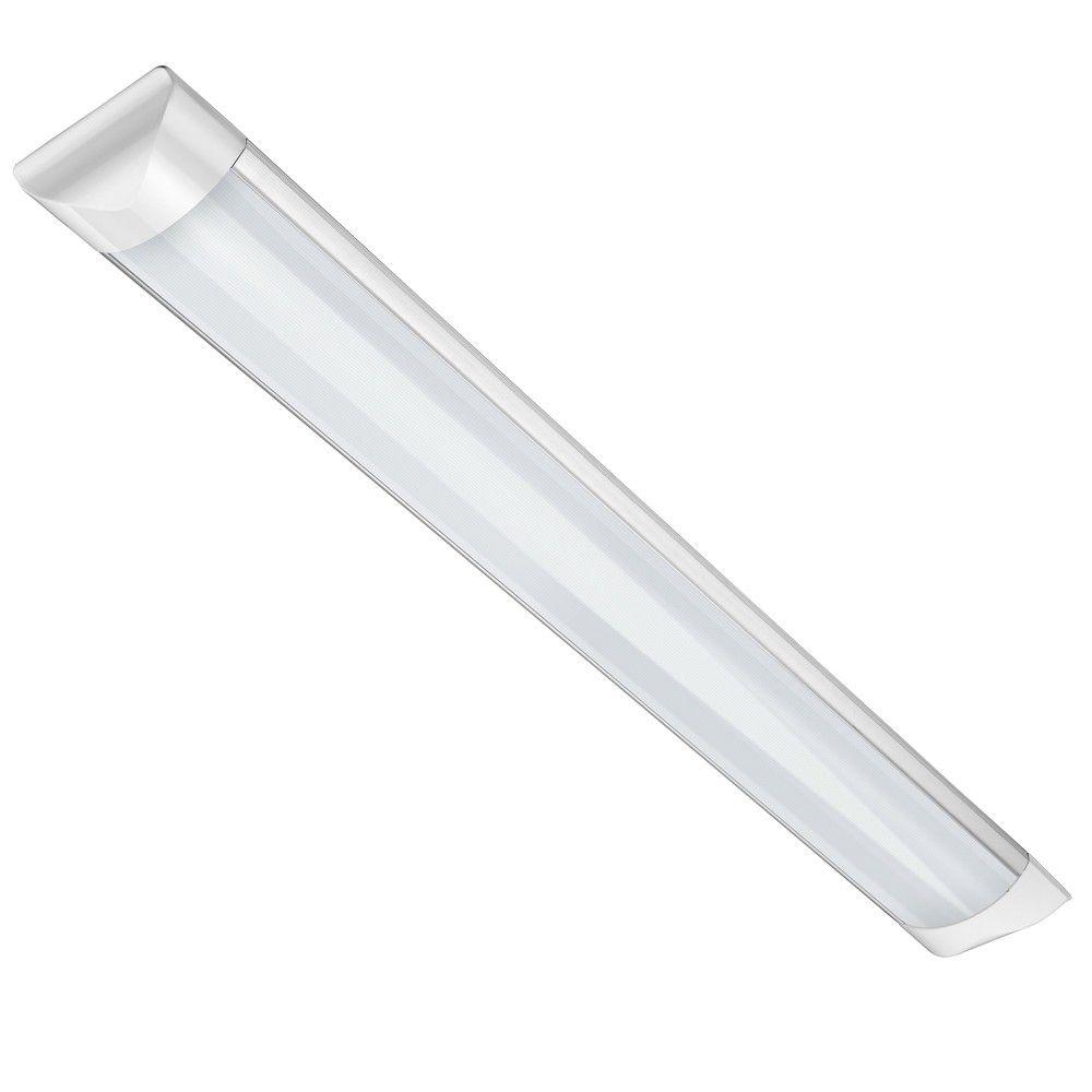 Luminária de Sobrepor LED SLIM 18W 6500K 60CM  - RJE ILUMINAÇÃO