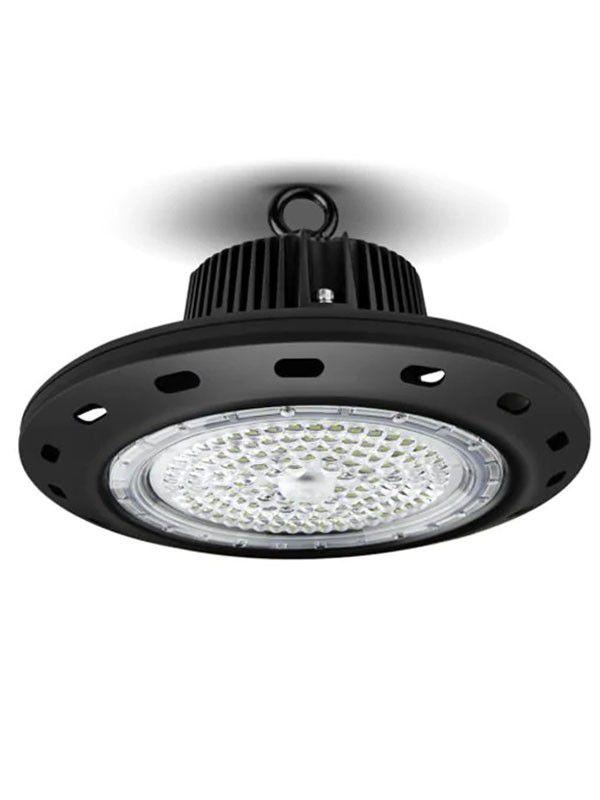 Luminária Industrial LED UFO 200W  - RJE ILUMINAÇÃO