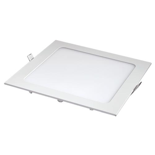 Luminária Painel LED 3W Embutir Quadrado  - RJE ILUMINAÇÃO