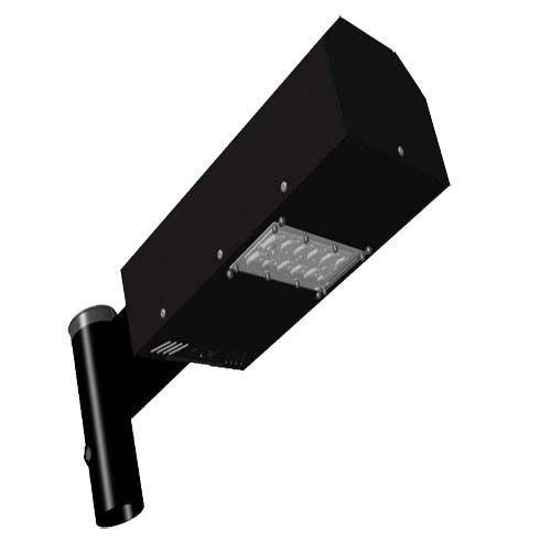 Luminária Publica Decorativa Smart SX LED 35W  - RJE ILUMINAÇÃO