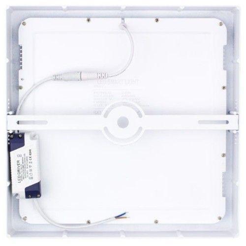 Plafon LED 6W Embutir Quadrado  - RJE ILUMINAÇÃO