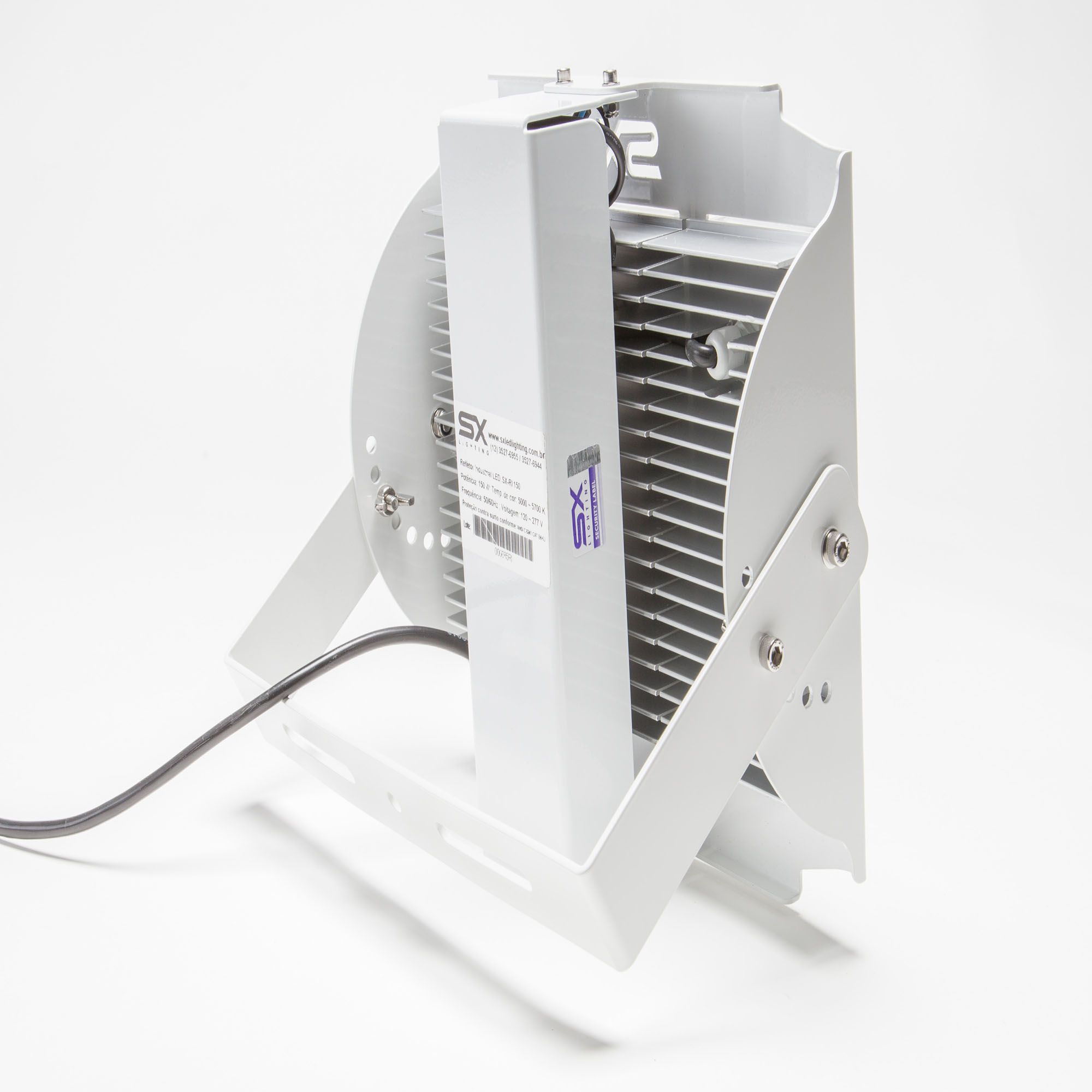Refletor Industrial Smart SX LED 105W  - RJE ILUMINAÇÃO