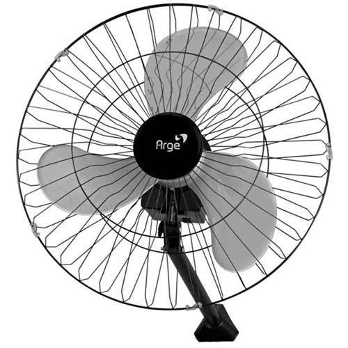 Ventilador Oscilante - Max - 60 Parede  - RJE ILUMINAÇÃO
