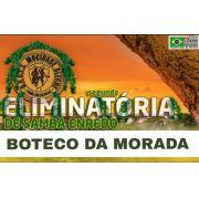 BOTECO -19/08/2018 - ELIMINATÓRIA DE SAMBA ENREDO