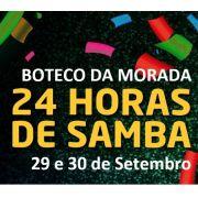 BOTECO - 24 HORAS DE SAMBA 2018