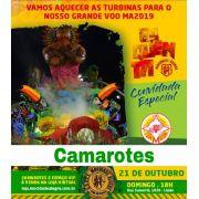 CAMAROTE 21/10 - ENSAIO ESQUENTA TOM MAIOR