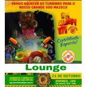 LOUNGE - 21/10 - ENSAIO ESQUENTA TOM MAIOR