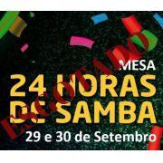 MESAS - 24 HORAS DE SAMBA 2018 ( LADO BATERIA )