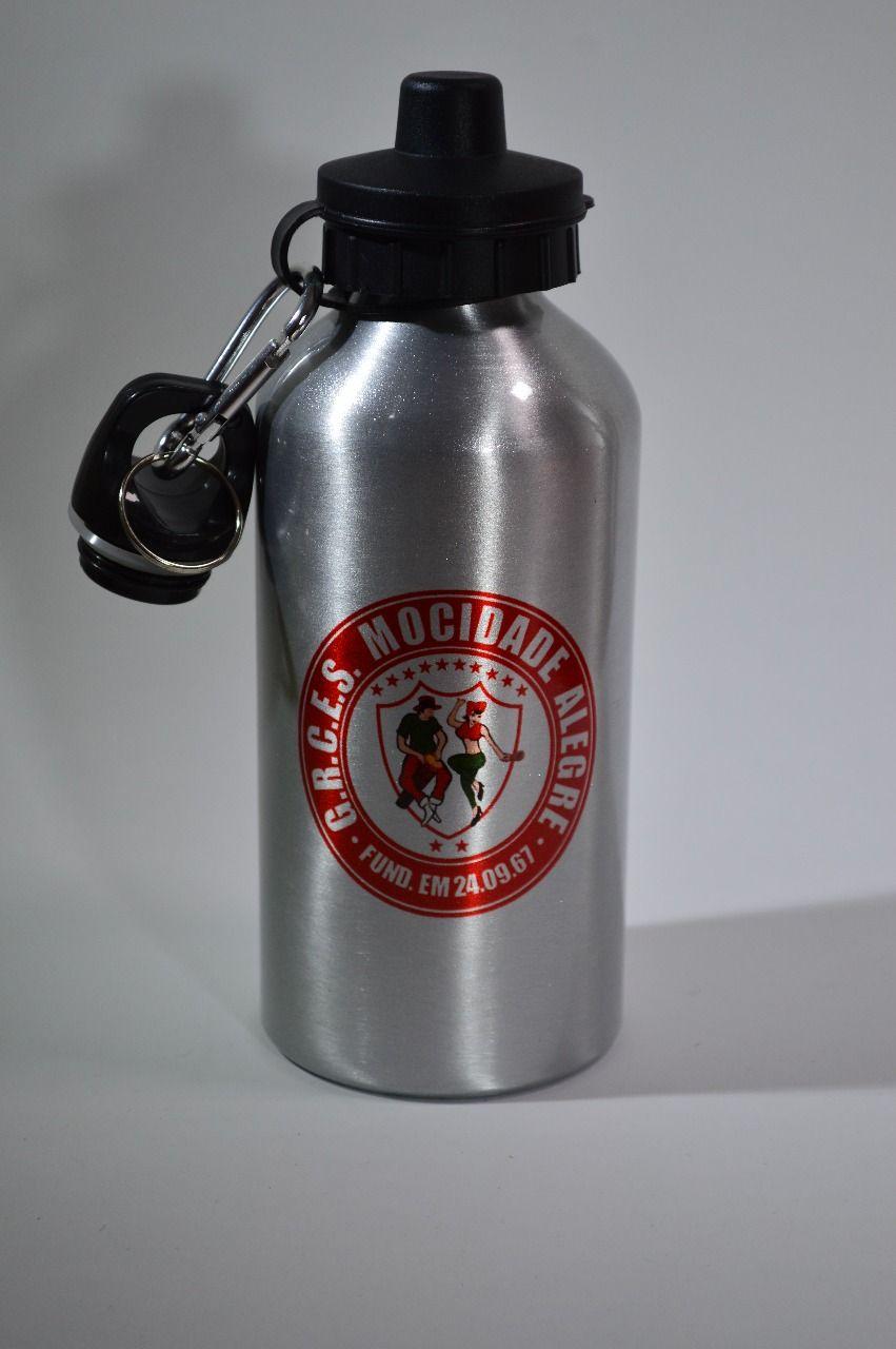 Squeeze de alumínio - 500 ml  - Mocidade Alegre