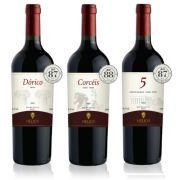 3 Garrafas: Dórico - Corcéis - 5