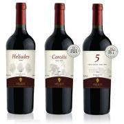 3 Garrafas: Helíades - Corcéis - 5