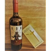 NDN - MALBEC 2013 com  chocolate branco com curry