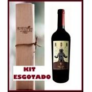 NDN - MALBEC e Caixa de Vinho