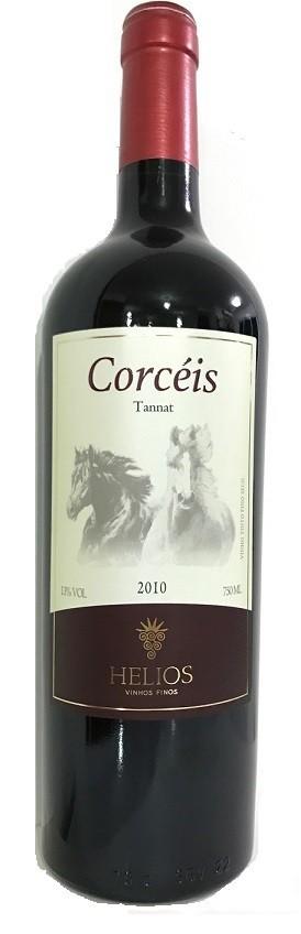 Corcéis Tannat safra 2010 + Afeto  - Vinícola Helios