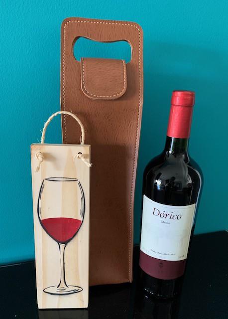 Dórico + Bag + Quadro  - Vinícola Helios