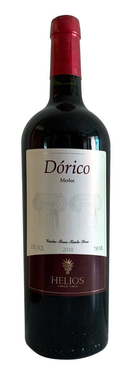 Dórico - Merlot - Safra 2010  - Vinícola Helios