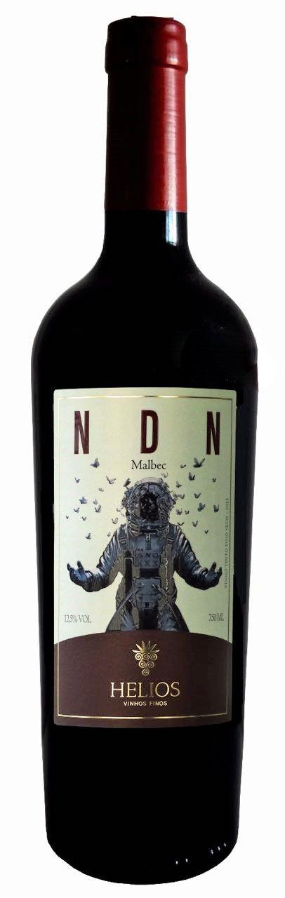NDN - MALBEC  - Vinícola Helios