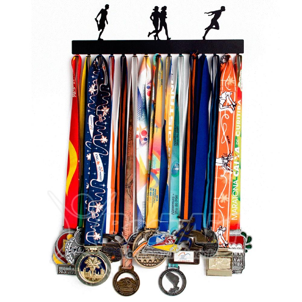 Porta Medalhas - Corrida