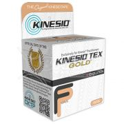 Kinesio Tex Gold Bege - Bandagem Elástica Terapêutica: 5 cm X 5 metros