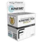 Kinesio Tex Gold Branca - Bandagem Elástica Terapêutica: 5 cm X 5 metros