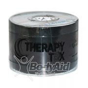 Therapy Tex Preta - Bandagem Elástica Terapêutica: 5 cm X 5 metros