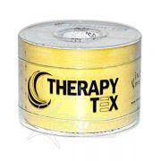 Therapy Tex Amarela - Bandagem Elástica Terapêutica: 5 cm X 5 metros
