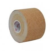 Dynamic Tape Tattoo Bege - Bandagem Biomecânica: 5 cm X 5 metros
