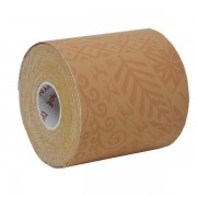 Dynamic Tape Tattoo Bege - Bandagem Biomecânica: 7,5 cm X 5 metros