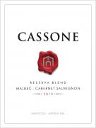 Cassone Reserva Blend Malbec / Cabernet Sauvignon 2019