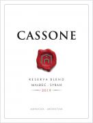 Cassone Reserva Blend Malbec - Syrah 2019