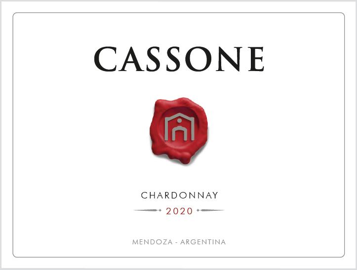 Cassone Chardonnay 2020  - Familia Cassone