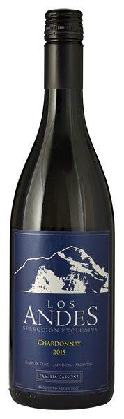 Los Andes Selección Exclusiva Chardonnay 2015  - Familia Cassone