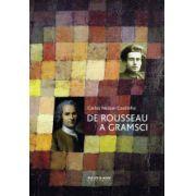 De Rousseau a Gramsci