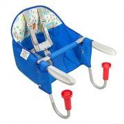 Cadeirinha de Mesa Refeição Para Bebê Tutti Baby Azul