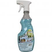 Detergente Limpa Vidro Com Borrifador Lírio do Campo 500ml