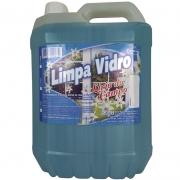 Detergente Limpa Vidros Lírio do Campo Q'Limpa 5 Litros
