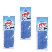 Kit 3 Refil Para Mop Spray 42 Cm Bompack Universal